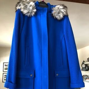 Talbots winter coat
